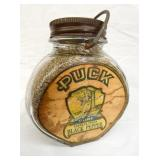 PUCK GROUND PEPPER W/LABEL