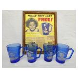 VIEW 2 SHIRLEY TEMPLE ORG. MUGS