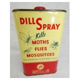 DILL SPRAY TIN