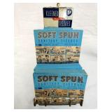 KLEENEX SOFT SPUN TISSUE DISPLAY