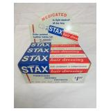 STAX DISPLAY W/PRODUCT