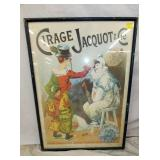 22X30 CIRAGE JACQUOT & CIE BLACKING