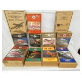 WINGS OF TEXACO METAL MODEL PLANES