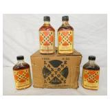 1 DOZ. 12OZ OLD STOC LAXTONE BOTTLES
