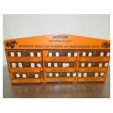 LANSON SCREWS AND NUTS DISPLAY