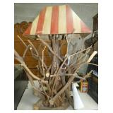 STEVE WILLINGHAM TWIG LAMP