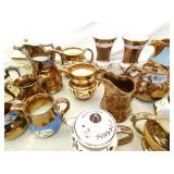 COLLECTION COPPER LUSTER