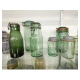GROUP PICTURE COLLECTION EARLY JARS