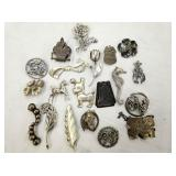 STERLING CHARMS AND OTHERS