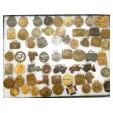 COLL. VARIOUS EARLY WATCH FOBS