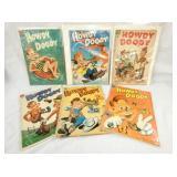 HOWDY DOODY COMIC BOOKS