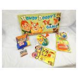 HOWDY DOODY GAMES,TOP,DOCTOR SET