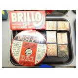 NOS BRILLO, DUSTER TIN, OTHERS