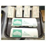 OLD STOCK EGGS CARTONS, BUTTER ETC