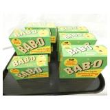 NOS BAB-O PADS W/ PRODUCT