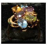 MOTHERS DAY GOLD RING