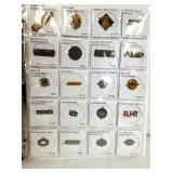 VIEW 5 HIGH POINT COLLECTION TOBACCO TAGS