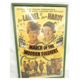 20X30  LAUREL & HARDY POSTER