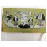 1929 POPEYE PENCIL BOX