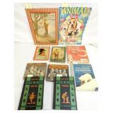 1917-1953 CHILDRENS BOOKS