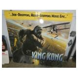 """47X48 ROLLING STONE """"KING KONG"""" MOVIE POSTER"""