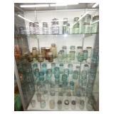 CASE 1 COLLECTION FRUIT JARS