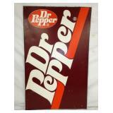 28X43 DR. PEPPER VERTICAL SIGN