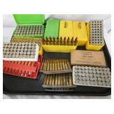38 SPECIAL,45,30-06 AMMO