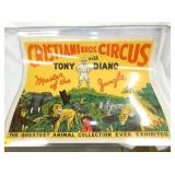 24IN CRISTIANS CIRCUS POSTER