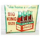 VIEW 2 BOTTOM KING SIZE COKE W/BOTTLES