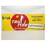12X30 1949 TRU ADE SIGN