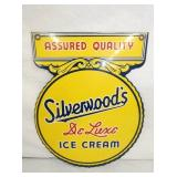 12X15 SILVERWOODS ICE CREAM SIGN