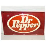 13X23 DR. PEPPER SIGN
