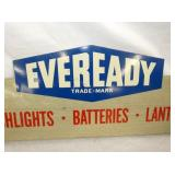 VIEW 2 CLOSEUP EVEREADY MARQUEE SIGN