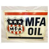 36X48 MFA OIL  OIL SIGN