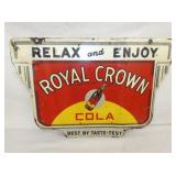 16X24 ROYAL CROWN COLA SIGN