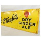 VIEW 3 RIGHTSIDE DRY GINGER ALE SIGN