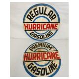 16IN HURRICANE HEAVY METAL PUMP SIGNS