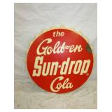 31IN. EMB. GOLD-EN COLA SUN-DROP