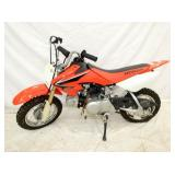 LIKE NEW 2008 HONDA CRF-50