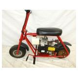 EARLY MINI BIKE W/TECUMSEH ENGINE