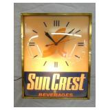 EARLY SUNCREST CLOCK