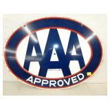 23X30 PORC. AAA APPROVED SIGN