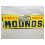 7X19 EMB. MOUND CANDY SIGN
