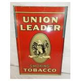 10X16 UNION LEADER TOBACCO SIGN