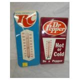 14IN. RC THERM./12IN. DR/ PEPPER THERM.