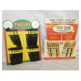 NOS PARADE COMBS & RITE SLIM PENS DISPLAYS