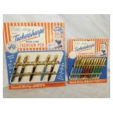 NOS TUCKERSHARPE PEN DISPLAY