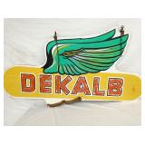 VIEW 2 OTHERSIDE DEKALB SPINNER SIGN