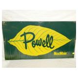 26X48 POWELL BUCK BARN SIGN